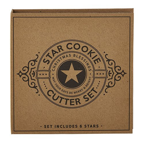 Cookie Cutter Book Set