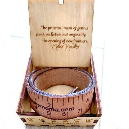 Creative Measures Bracelet By Big Blue Moma