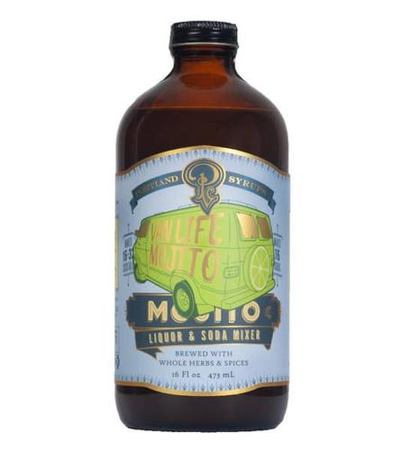 Mojito Syrup