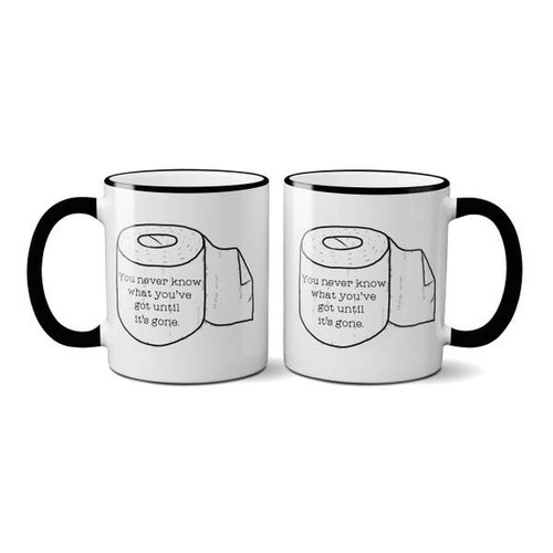 You Never Know Mug With Gift Box