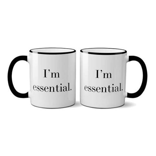 """""""I'm Essential"""" Mug"""