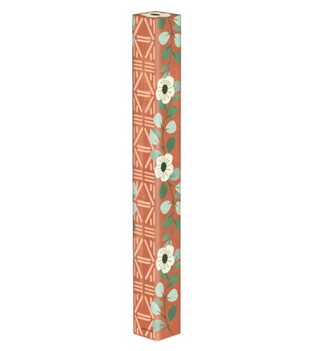 "Terra Floral 16"" Mini Art Pole"
