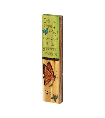 """Simple Things 13"""" Mini Art Pole"""