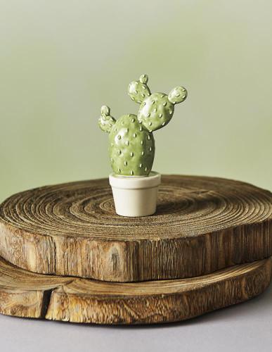 Ceramic Prickly Pear Cactus