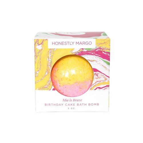 Birthday Cake Mia Bath Bomb