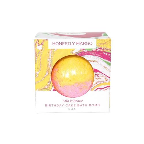 Birthday Cake Mia Bath Bomb