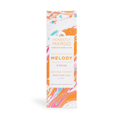 Orange Sorbet Melody Hand and Body Lotion