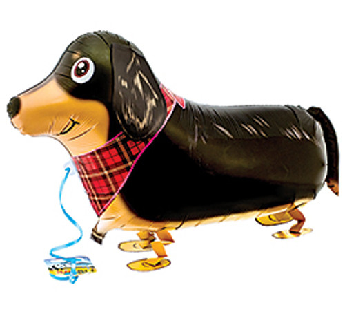 Dachshund~ My Own Pet Air Walker Mylar Balloon
