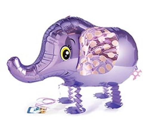 Elephant~ My Own Pet Air Walker Mylar Balloon