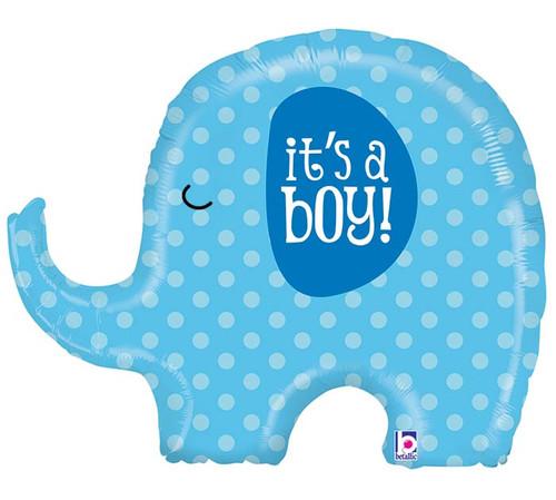 It's a Boy ~ Super Shape Mylar Balloon
