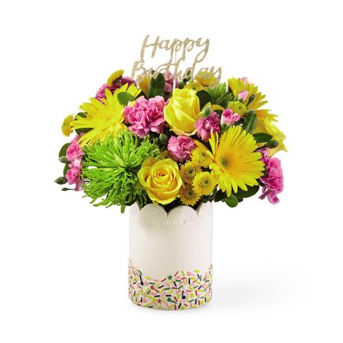 The Birthday Sprinkles Bouquet