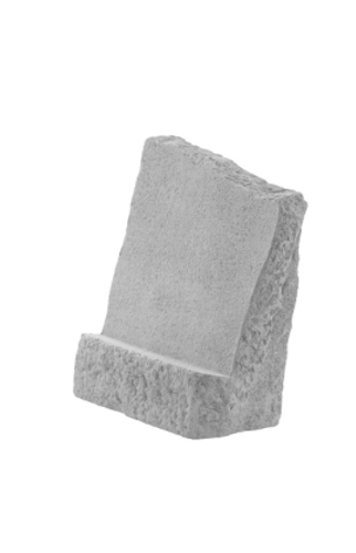 Memory Stone Easel -Concrete Large