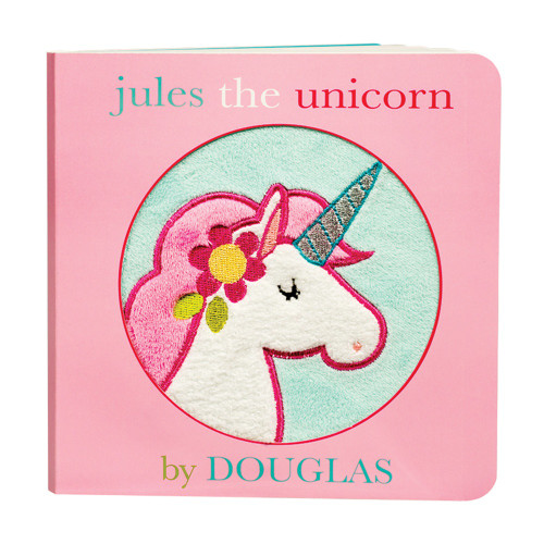Jules Princess Unicorn Book By Douglas