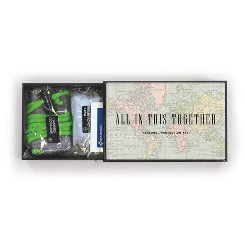 Personal Protection Kit by Lucy Lu Designs