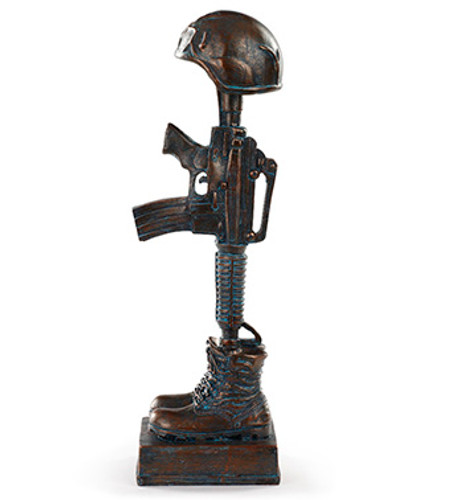 Battle Cross Statue