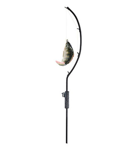 Large Fish and Pole Pick