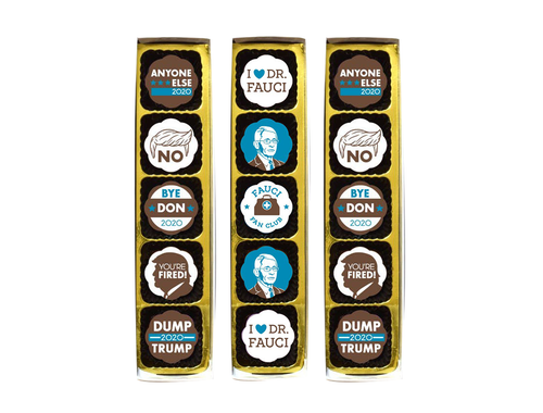 Political Chocolates - Just in Time for the Election