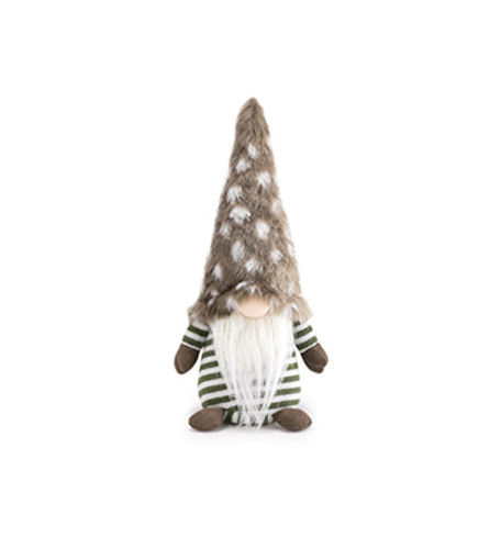 "11"" Woodland Brown Gnome"