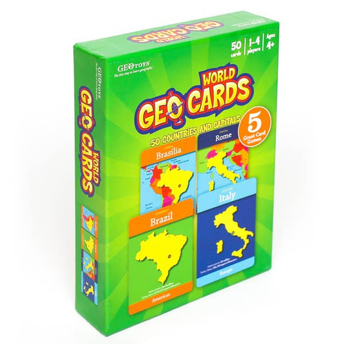 GeoCards World