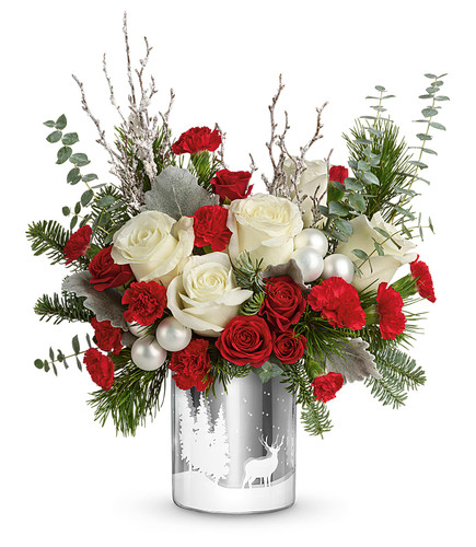 Wintry Wishes Bouquet T20X600A