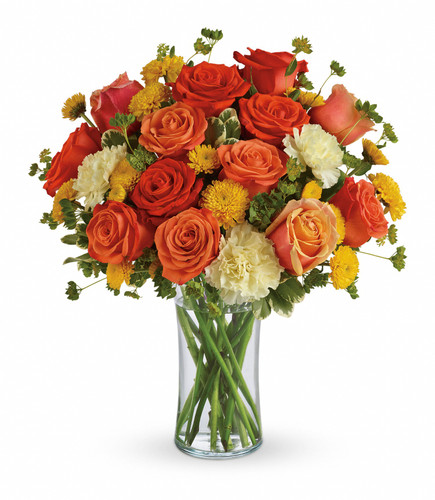 Citrus Kissed  Bouquet