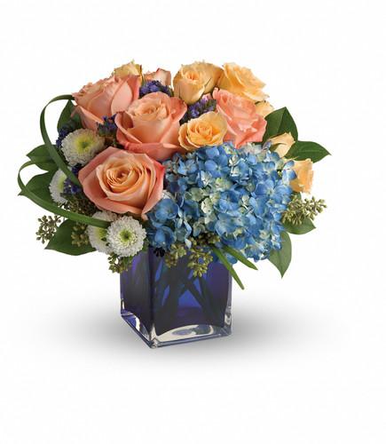 Modern Blush Bouquet