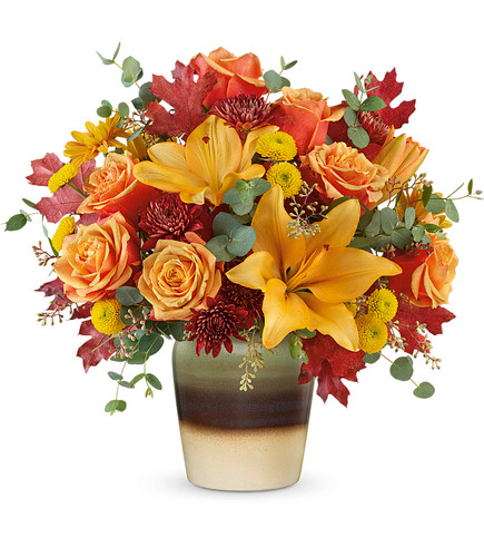 Rustic Sunrise Bouquet