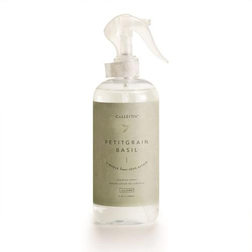 Petitgrain Basil Counter Spray