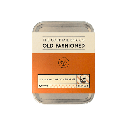 The Old Fashioned Cocktail Kit