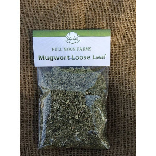 1 OZ Mugwort Loose