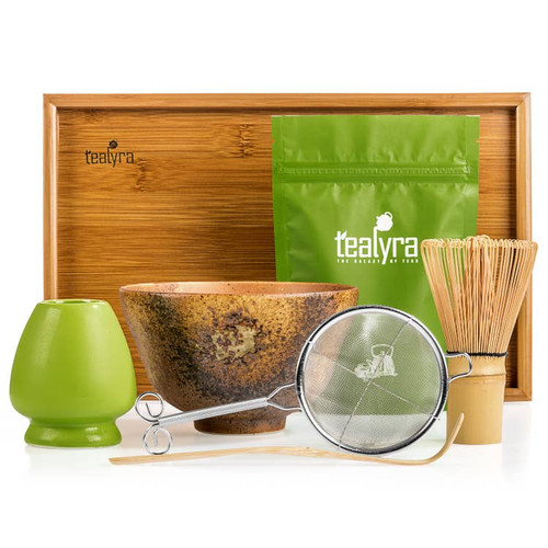 Japanese Matcha Ceremonial Start Up Kit