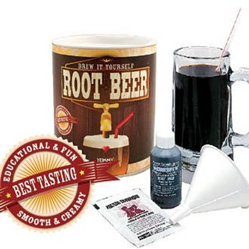 Brew it Yourself Root Beer Kit- For Kids and Adults!