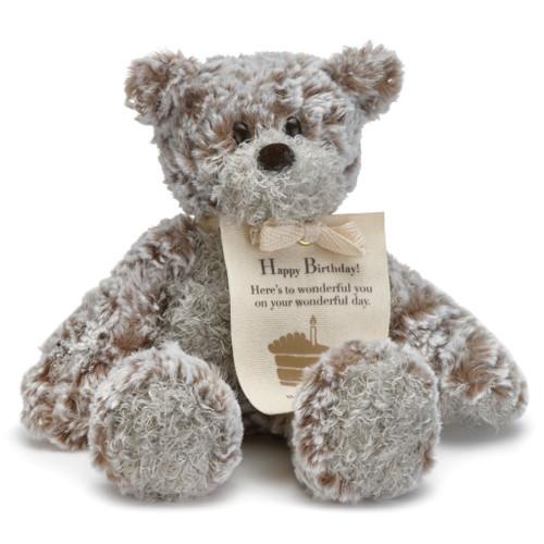 Mini Giving Bear for Birthday by Demdaco