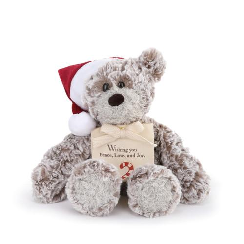 Mini Giving Bear for Christmas by Demdaco