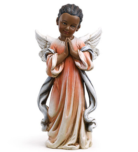 Peace Be With You with African-American Angel Girl