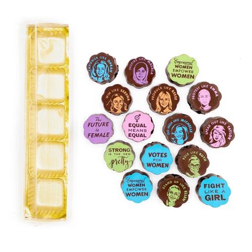 Phenomenal Women Chocolates (Box of 5)