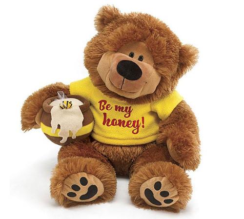 Hunny Bear Singing & Moving Bear by Cuddle Barn