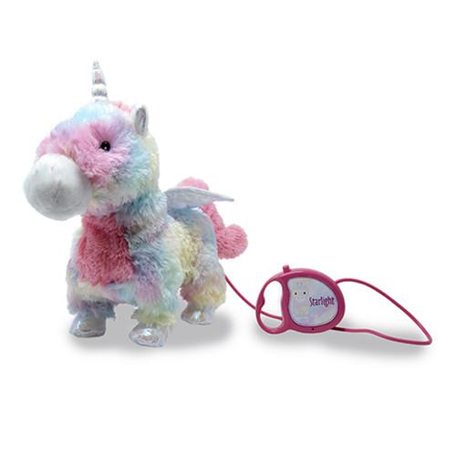 """Starlight""  by Enchanted Pets- Walking Plush"