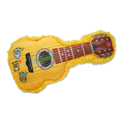 My Camping Adventure Guitar by Cuddle Barn