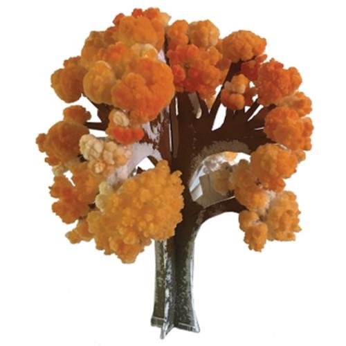 Crystal Growing Maple Tree