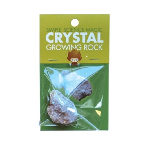Growing Crystals - Crystal Growing Rock