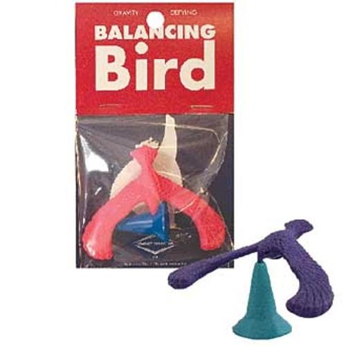 Balancing Bird - Gravity Defying Toy