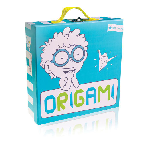 Creative & Colorful  Origami Activity Kit for Kids - Ages 4-104