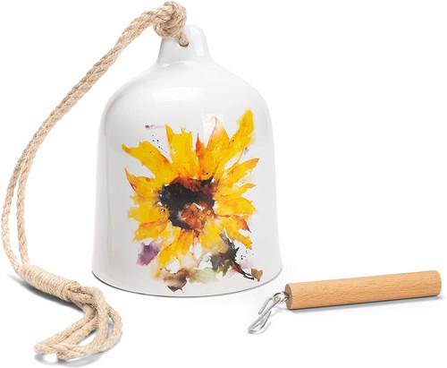 Sunflower Bell By Dean Crouser