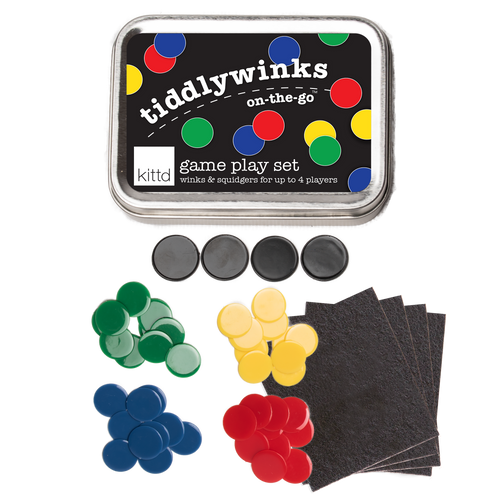 Tiddlywinks  On the Go