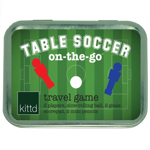 Table Soccer  On the Go