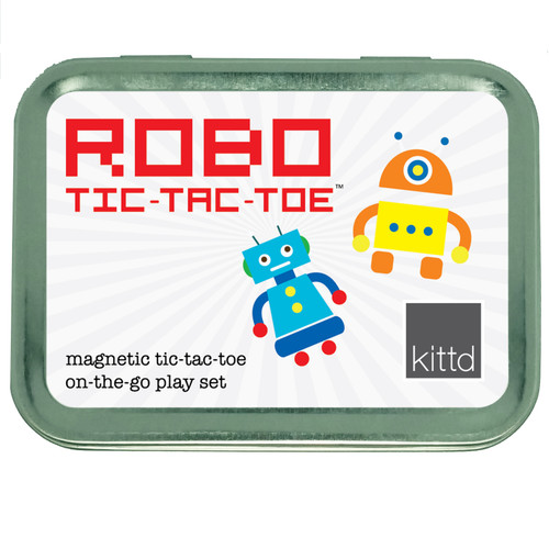 Robo Tic-Tac-Toe On the Go