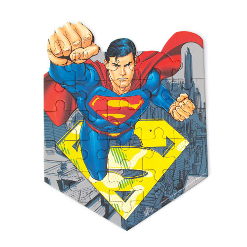 Superman Mini Puzzle - Ages 3 and Up