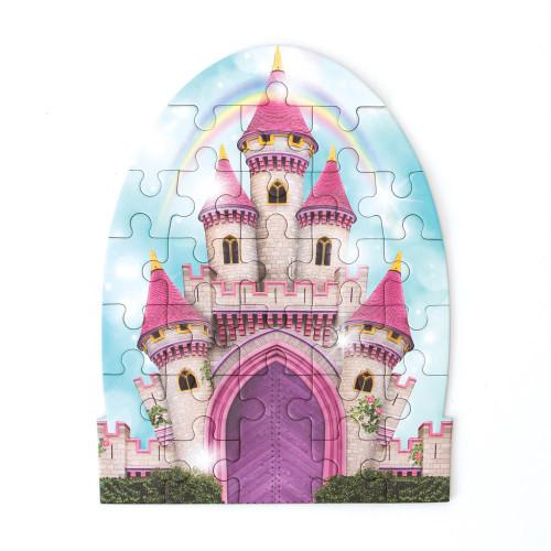 Princess Castle Mini Puzzle- Ages 3 and Up