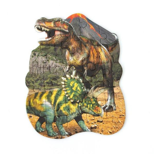 Dinosaurs Mini Puzzle- Ages 3 and Up